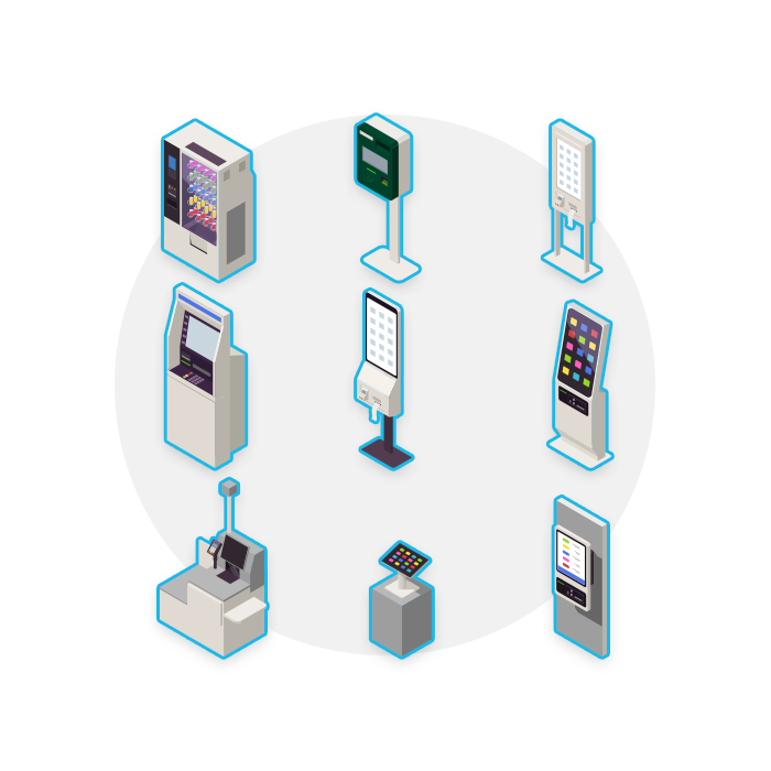 Enable remote terminals with our  cloud EMV solution